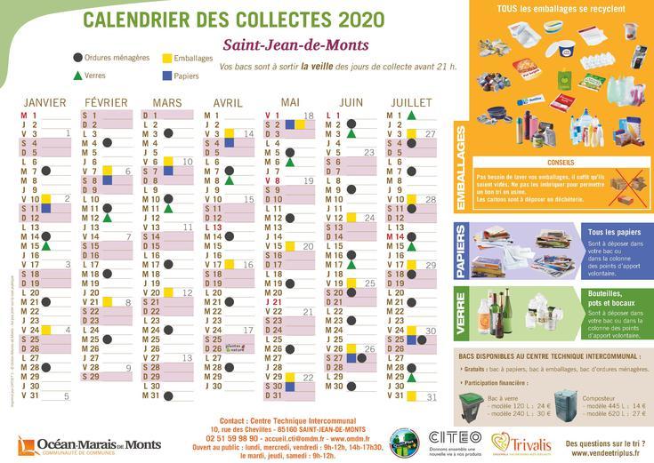 Collecte des déchets   Gestion de vos déchets   Environnement